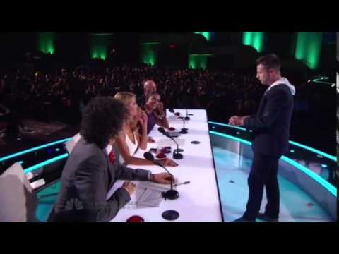 America's Got Talent 2014 Mat Franco Winner Story Part 3 (видео)
