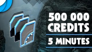 Best Credit Farm - 500k Credits in 5 Minutes! | Warframe 2018