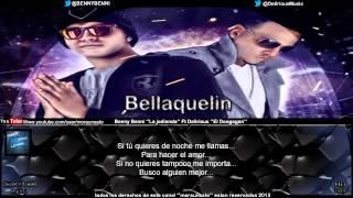 Bellaquelin (Letra) -Benny Benni ''La jodienda'' Ft Delirious ...