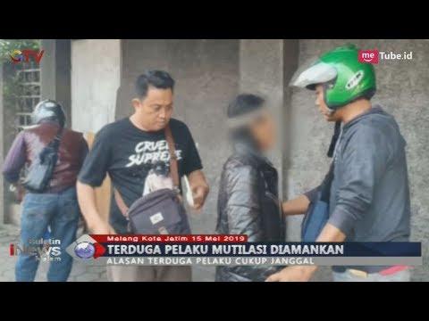 Ikuti Pesan Korban & Bisikan Gaib, Begini Pengakuan Pelaku Mutilasi di Malang - BIM 15/05