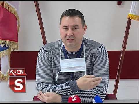 Konferencija za novinare Štaba za vanredne situacije opštine Šid