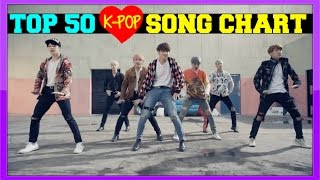 [TOP 50] K-POP SONGS CHART - MAY 2016 (WEEK 4)