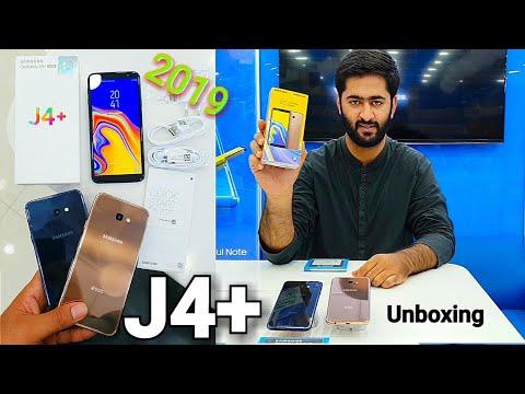Video over Samsung Galaxy J4 Plus