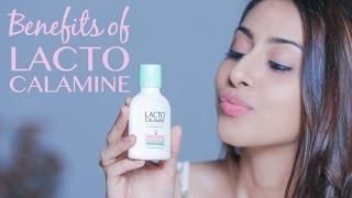 Skin Care Benefits Of Lacto Calamine Lotion