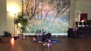 Psoas Release and Yoga Nidra with Dawn