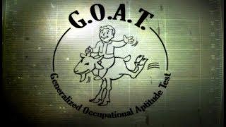 Прохождения G.O.A.T. (КОЗЫ) все способы.