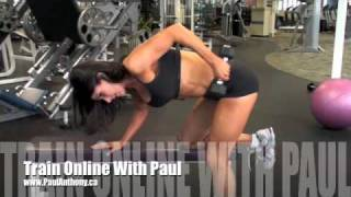 Calgary Fitness Tutorial - Get Perfect Triceps