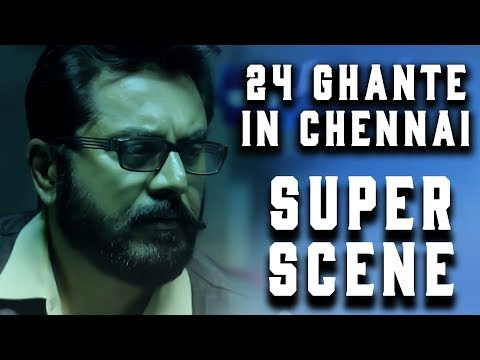 24 Ghante In Chennai | Hindi Dubbed Movie | Super Scenes Compilation | Part 2 | Online Movies