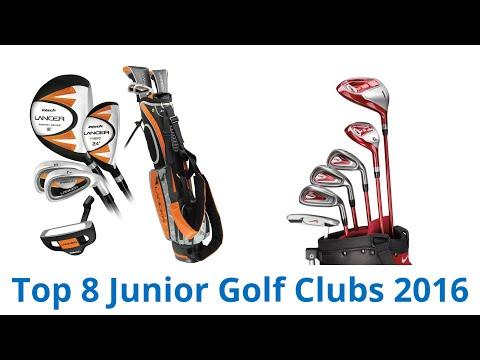 8 Best Junior Golf Clubs | Fall 2016