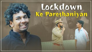Lockdown Ke Pareshaniyan | Warangal Diaries Comedy Video