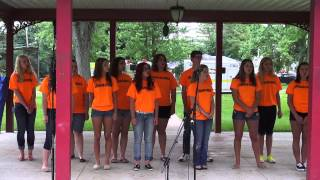 ARMADA JAMS ARMADA HIGH SCHOOL CHORALE (06-11-2014)