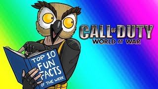Cod Zombies Funny Moments - Fun Fact!