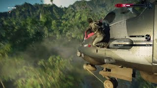 Just Cause 4 2018 Game Play with Commentry Part 7 Explosive Game Play THE ACTION DOESN'T STOP
