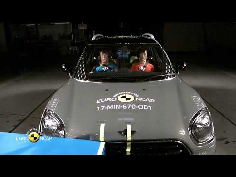 NCAP: MINI Countryman