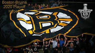 Boston Bruins 2020 Playoff Hype!