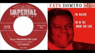 Fats Domino - I'm In The Mood For Love - January 4, 1957
