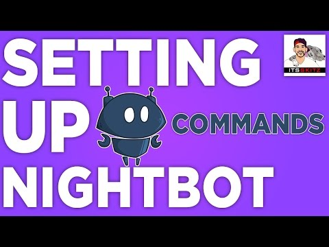 How to Make a !followage Command 2018 (Nightbot Twitch Ep  27
