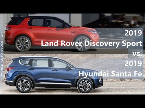 Landrover Discovery Sport Внедорожник класса J - тест-драйв 4