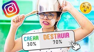 Mis SEGUIDORES deciden TODO lo que hago en mi VIDEO 🤪 ✄ Craftingeek