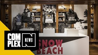 Here's What Went Down at the Snow Beach Re-Release in London
