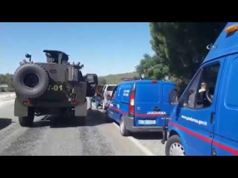 Muğla'da 5 Terörist Etkisiz Hale Getirildi