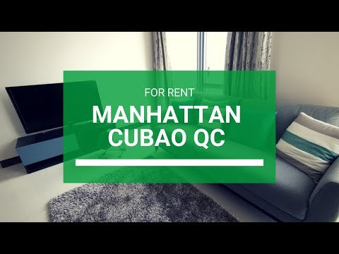 Fully Furnished Condo In Manhattan Heights Cubao For Rent Php 45 000