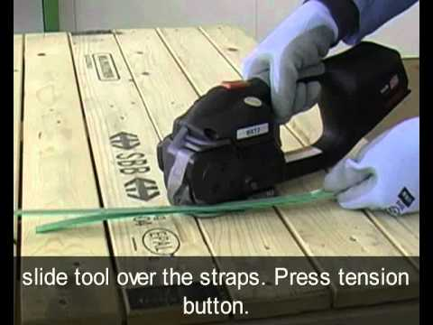 Battery-operated hand tool: SIGNODE BXT2