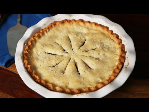 Apple Pie | Best Homemade Pie Recipe | Divine Taste With Anushruti