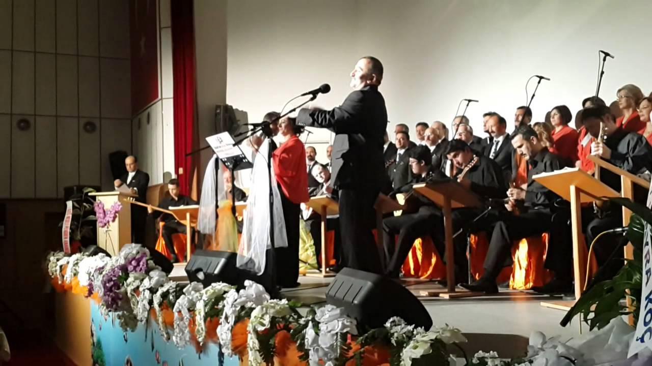 Bafra Musiki Cemiyeti Aşık Veysel Konseri