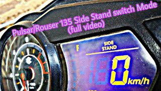 Pulsar / Rouser 135 Side Stand [Disassemble Assemble]