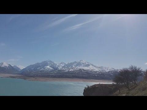 Spring trip to the mountains / Весенняя поездка в горы 1 / Чарвак, Сиджак, Нанай, Богустан
