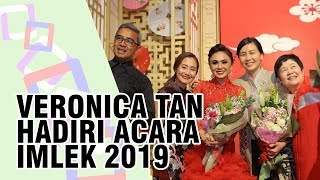Veronica Tan Hadiri Acara Imlek 2019, Fotonya Berdua dengan Pria Ternama Ramai Jadi Sorotan