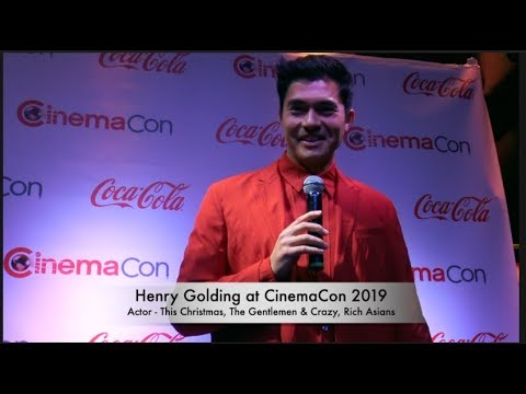 Henry Golding Talks About Fame, Asian Cinema, This Christmas and Crazy, Rich Asians