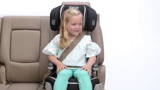 When is it time to switch car seats?