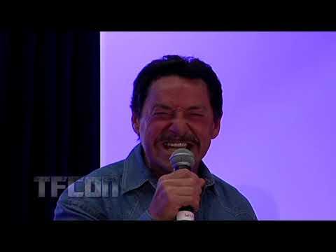 Peter Cullen's (AKA Optimus Prime) Megatron Voice