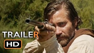 The Sisters Brothers Official Trailer #1 (2018) Jake Gyllenhaal, Joaquin Phoenix Western Movie HD