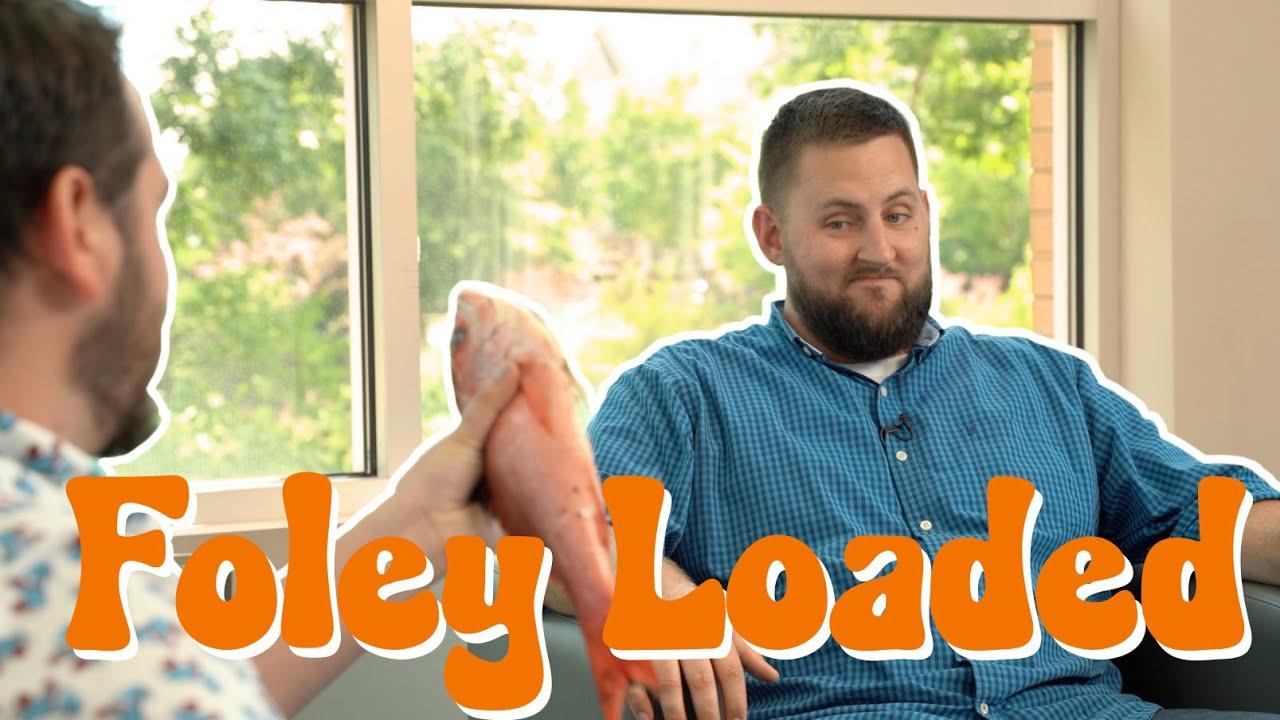 Foley Loaded with Matt Merry, the JRA Marketing Director