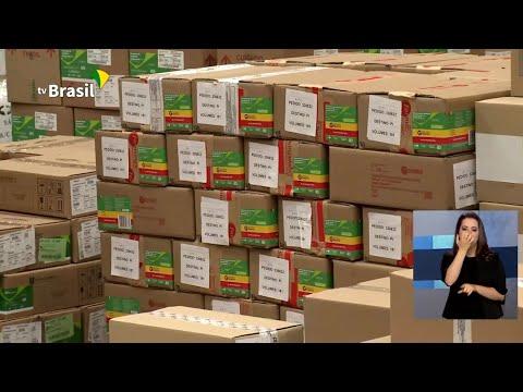 Centro de Distribuição Logístico vai armazenar vacinas contra Covid-19