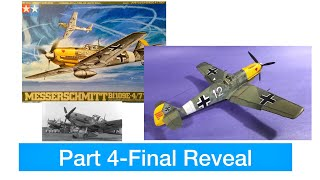Building the Tamiya 1/48 Messerschmitt Bf 109-Reveal