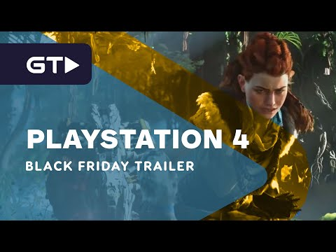 PlayStation 4 - Official Black Friday 2019 Trailer