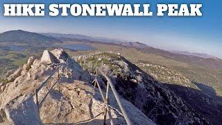 Hiking Stonewall Peak Trail (San Diego) - HikingGuy.com