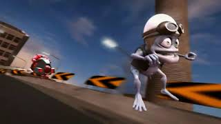 Crazy Frog - Axel F (Official Instrumental)
