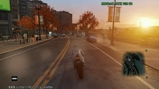 preview picture of video 'WATCH_DOGS Gameplay | Nvidia GTX 750 Ti / i7 | High'