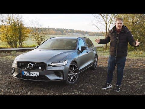 2020 Volvo V60 POLESTAR ENGINEERED - Review, Test, Fahrbericht