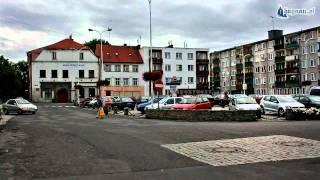 preview picture of video 'Chojnów / Haynau dawiej a dzisiaj - porównanie na przestrzeni lat'