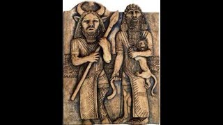 Anunnaki Text, Oxford Translated, Older than Bible, Garden of Eden, Serpent, Tree & Crucifixion