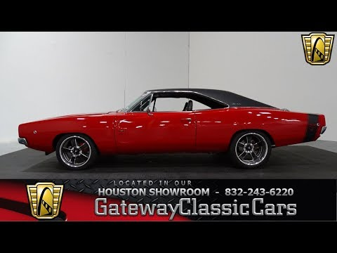 Video of Classic '68 Charger located in Texas - LUKM