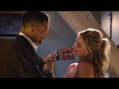 Video trailer för Focus – Teaser Trailer – Official UK Warner Bros.