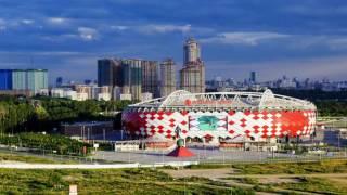 «Открытие Арена» – домашний стадион ФК «Спартак»