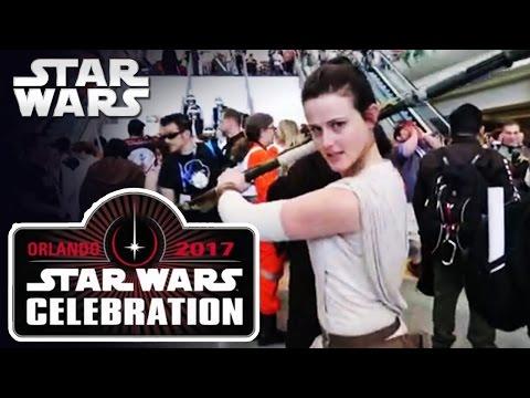 Star Wars Celebration Orlando 2017 - Die besten Kostüme   Star Wars DE
